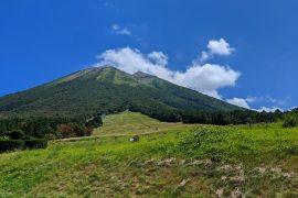 伯耆大山&三徳山に視察にいってきました。