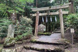 浅間神社五社巡りに参加してきました