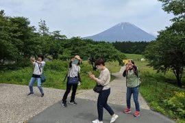 心のふるさと?浅間神社参拝ツアー