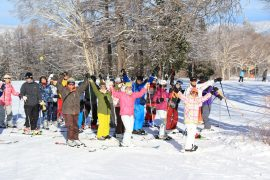 スキー復帰組キャンペーン☃