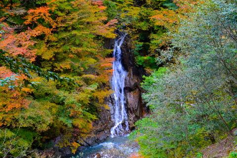 西沢渓谷ハイキングバスツアーレポートイメージ1